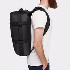 GoBag Carry On Modular Travel Backpack | Black | NEW