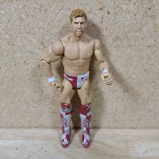 Daniel Bryan Mattel 2010 Wwe Wrestling Figure American Dragon Short Hair