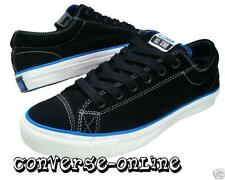 Mens Converse All Star Cons CTS Thrasher Ox Black Suede Trainers Shoe Size UK 12