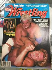 Inside Wrestling Victory Sports Series Apr1982