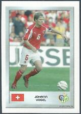 PANINI FIFA WORLD CUP-GERMANY 2006- MINI SERIES- #121-SWITZERLAND-JOHANN VOGEL