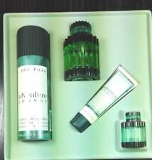 SET QUASAR ADVENTURE EAU TOILETTE 75 ML + ESPUMA AFEITAR + AFTER SHAVE + MINI