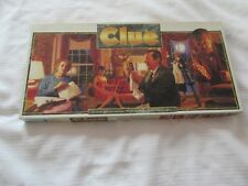1992 Clue Parker Brothers board game complete jeu