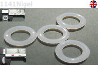 16mm OD  3mm CS O Rings Seal Silicone VMQ Sealing O-rings Washers