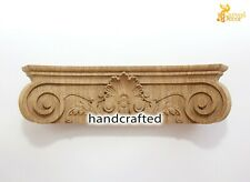 Architectural carved capital for walls (10 pc.)