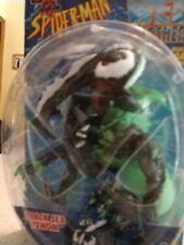 Spiderman Web Splashers Black Sea Venom Figure NIB