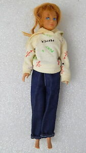 Vintage 1963 Mattel Barbie SKIPPER doll