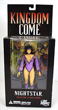 Kingdom Come Nightstar Action Figure Alex Ross Signed Mark Waid