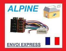 FAISCEAU CÂBLE ADAPTATEUR ISO POUR AUTO RADIO ALPINE TDA-7562