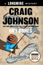 (NEW) Dry Bones by Craig Johnson (A Longmire Mystery) [Hardcover]