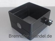 Sandformkasten aus Stahl 160x160x100 mm, Zinn, Anglerblei, Zink gießen, Alu