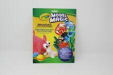 6 X Sealed Crayola Model Magic Idea Book Make & Learn