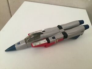 Transformers G1 1985 STARSCREAM seeker BODY hasbro takara japan figure