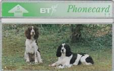BT Phonecard, BTG154 Gundogs (1), unused