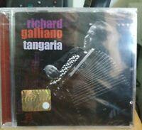 RICHARD GALLIANO - TANGARIA CD NUOVO SIGILLATO