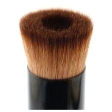 Polyvalent brosse pour le fond de teint Liquide et poudre. Pinceaux de maquil R1