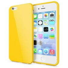 NALIA Handy Hülle für iPhone 6 6S, Schutz Case Cover Silikon Tasche Bumper Etui