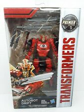 Transformers the last knight autobot Drift