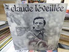 Claude Léveillée :  le grenier fantasque -  CBS  63001