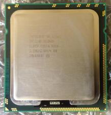 Intel slbev W3565 Xeon Quad Core 3.20ghzGhz 8M 4.8 GT/S Conector 1366 CPU /