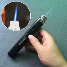Outdoor Pocket Jet Pencil Torch Butane Gas Lighter for Camping Cigarette Cigar