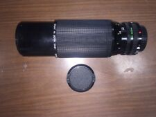 Canon Zoom Lens Fd 100-300mm