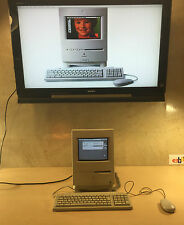 Macintosh Color Classic~RECAPPED~DECENT CONDITION~WORKS GREAT~FREE SHIP