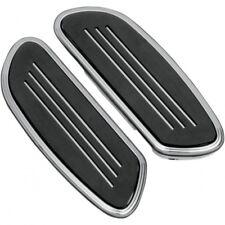 Passenger floorboard sweeper chrome - Drag specialties P17-0433