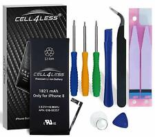 iPhone 8 Battery Replacement Kit With Assembly Tools 1821 mAh