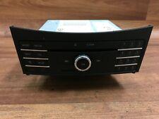 Mercedes E Class E220 W212 Radio CD Sat Nav Unit A2189003607