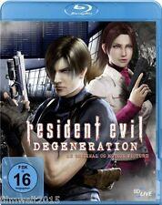 Resident Evil: Degeneration [Blu-ray](NEU/OVP) Computeranimiertes Sequel zum Vid