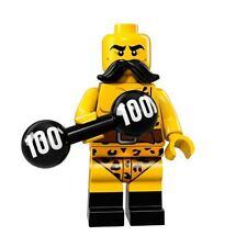 LEGO 71018 Series 17 Circus Strong man - Free Postage