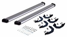 Stainless Steel  Running Boards Fit 04-15 Nissan Titan King Cab Extended