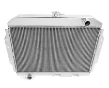 1960-1962 American Motors Rambler 4 Row Aluminum CHAMPION Radiator