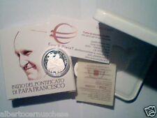 5 EURO argento Fs BE PP proof VATICANO 2013 Vatican Vatikan Francesco François