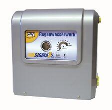 Wisy Regenwasserwerk Sigma 4 mit Füllanzeige  Zisterne,Regenwasseranlage