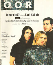 MAGAZINE OOR 1994 nr. 08 - NIRVANA / PINK FLOYD / URBAN DANCE SQUAD/JELLO BIAFRA