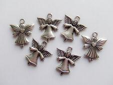 3pz charms ciondoli Angelo 21x20mm,bijoux angeli