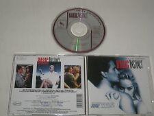 BASIC INSTINCT/SOUNDTRACK/JERRY GOLDSMITH(VARESE SARABANDE VSD-5360) CD ALBUM