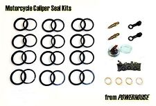 Yamaha YZF R1 YZF1000 4C8 07 08 2007 2008 radial front brake caliper seal kit