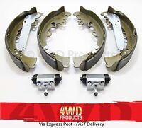 Brake Shoe/Wheel Cylinder SET for Toyota Hilux GGN25 4.0 V6 KUN26 3.0TD (05-15)