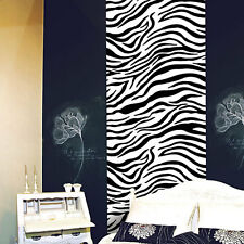 50cm x 2m Zebra Pattern Decorative Interior film Vinyl Peel & Stick