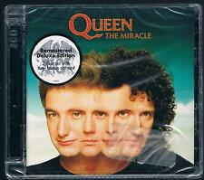 QUEEN THE MIRACLE CD + EP SIGILLATO!!!