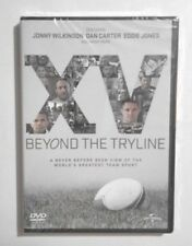 XV BEYOND The TRYLINE DVD NEW and SEALED 2015 RUGBY Documentary