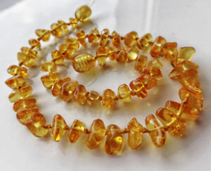 100% genuine naltic baby to adult amber anklet / bracelet knotted 5.5-11inch