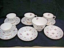 Royal Stafford Bone China part tea set  enchantment pattern