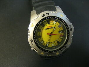 Timex Expedition Indiglo WR200M Watch 905 P8