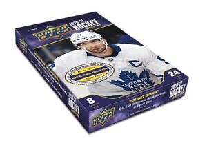 2020-21 Upper Deck Hockey Series 2 Singles Complete Your Set Pick Card From List
