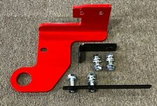 J-UP Company Towing hook REAR RIGHT RED K-52 for SUZUKI JIMNY JB64W from JAPAN