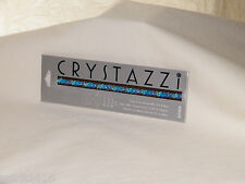 New Cousin - Crystazzi Crystal 4mm Bicone Mix It's a Boy / 34-Piece Discontinued